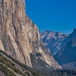 """""""Yosemite Valley (Paisagem da Califórnia) fotografado em São Fransisco, nos Estados Unidos da América - EUA. Registro feito em 2018. <br /> ⠀<br /> ⠀<br /> <br /> <br /> <br /> <br /> ENGLISH: Yosemite Valley photographed in San Fancisco, in United States of América - USA. Picture made in 2018."""""""