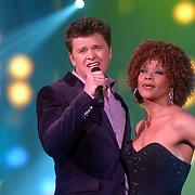 NLD/Weesp/20070319 - 3e Live uitzending Just the Two of Us, Beau van Erven Dorens en Ruth Jacott