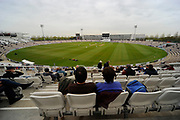 The Ageas Bowl stadium during the Specsavers County Champ Div 1 match between Hampshire County Cricket Club and Yorkshire County Cricket Club at the Ageas Bowl, Southampton, United Kingdom on 21 April 2017. Photo by Graham Hunt.