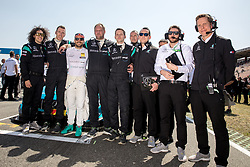 May 5, 2018 - Germany - Motorsports: DTM race Hockenheimring, Saison 2018 - 1. Event Hockenheimring, GER, Gary Paffett ( GBR, Mercedes HWA AG  (Credit Image: © Hoch Zwei via ZUMA Wire)