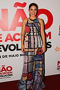 """21.05.2018 - SÃO PAULO, SP -  Laura Ramos  durante a pré-estreia do filme """"Não se aceitam devoluções"""",  no Cinépolis JK Iguatemi, na noite desta segunda-feira, 21 ( Foto: ADRIANA SPACA / FRAMEPHOTO )"""