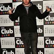 Dom Borer attend BBC Club at W12 Studios Lunch party on 14 March 2019, London, UK.
