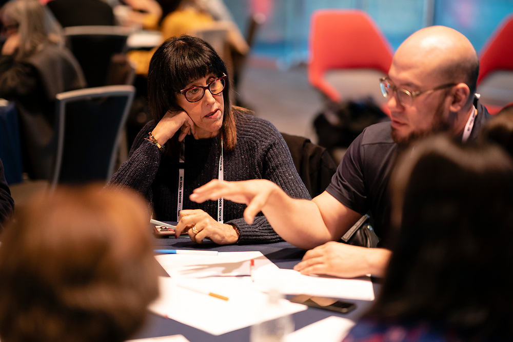 Workshop: Health by design at TED2019: Bigger Than Us. April 15 - 19, 2019, Vancouver, BC, Canada. Photo: Bret Hartman / TED