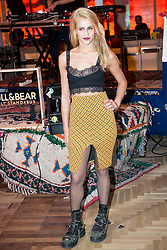 03.12.2015, Madrid, ESP, opening party, World big store of PULL & BEAR, im Bild Alice Dellal // during the opening party of the World big store of PULL & BEAR in Madrid, Spain on 2015/12/03. EXPA Pictures © 2015, PhotoCredit: EXPA/ Alterphotos/ BorjaB.hojas<br /> <br /> *****ATTENTION - OUT of ESP, SUI*****