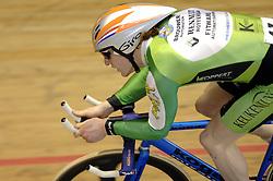 29-12-2006 WIELRENNEN: NK BAANRENNEN 2006: ALKMAAR<br /> Yondi Schmidt<br /> ©2006-WWW.FOTOHOOGENDOORN.NL