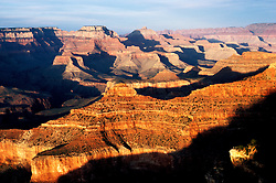 AZ, Grand Canyon National Park, Arizona, view from the South Rim.Photo Copyright: Lee Foster, lee@fostertravel.com, www.fostertravel.com, (510) 549-2202.azgran231