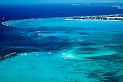 Aerial photo by Courtney Platt, Grand Cayman Island