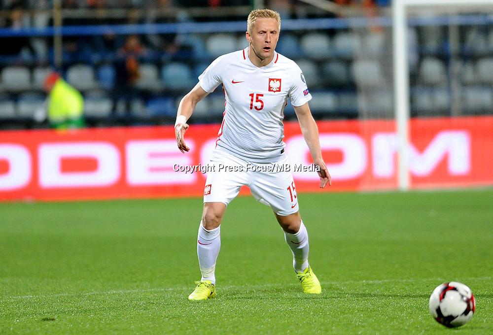 2017.03.26 Podgorica<br /> Pilka Nozna Reprezentacja Eliminacje Mistrzostw Swiata Rosja 2018<br /> Czarnogora - Polska <br /> N/z Kamil Glik <br /> Foto Rafal Rusek / PressFocus<br /> <br /> 2017.03.26 Podgorica<br /> Football Team World Cup Qualifiers Russia 2018<br /> Montenegro - Poland<br /> Kamil Glik <br /> Credit: Rafal Rusek / PressFocus