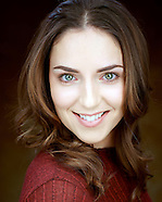 Actor Headshot Portraits Megan Turner
