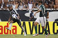 20091211: Brazilian football player Jobson (from Botafogo) tested positive for cocaine. ***FILE PHOTO*** 20091206: RIO DE JANEIRO, BRAZIL - Botafogo vs Palmeiras: Brazilian League 2009. In picture: Jobson (Botafogo) and Danilo (Palmeiras). PHOTO: CITYFILES