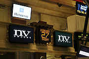 Atmosphere at The 2009 NV Awards: A Salute to Urban Professionals sponsored by Hennessey held at The New York Stock Exchange on February 27, 2009 in New York City. ....