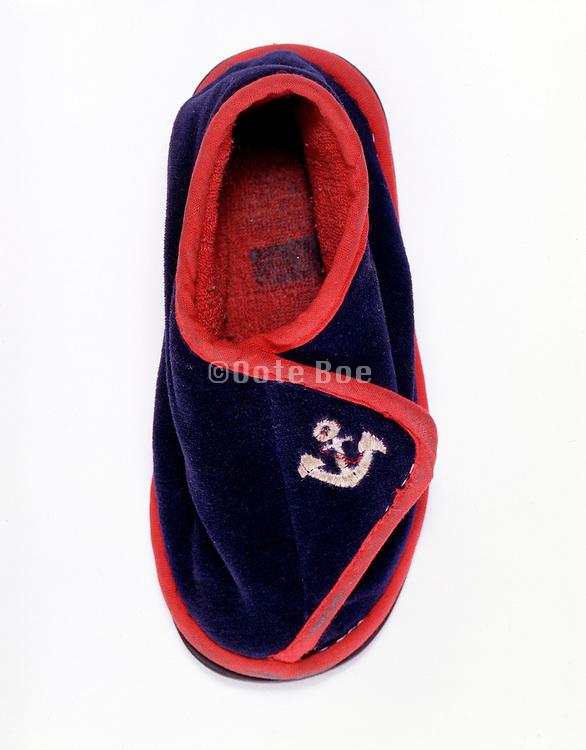 nautical theme bedroom slipper