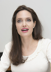 August 25, 2017 - Hollywood, CA, USA - Angelina Jolie is the Director of First They Killed My Father: A Daughter of Cambodia Remembers. This a true story of a Cambodian author and human rights activist Loung Ung as she recounts the horrors she suffered under the rule of the deadly Khmer Rouge. Angelina Jolie worked on this movie with her adopted son Matrox from Cambodia who is one of the Executive producers from Cambodia. This is an International film. The screenplay was written by Angelina Jolie and Loung Ung adapted from her book of the same name First They Killed My Father: A Daughter of Cambodia Remembers. (Credit Image: © Armando Gallo via ZUMA Studio)