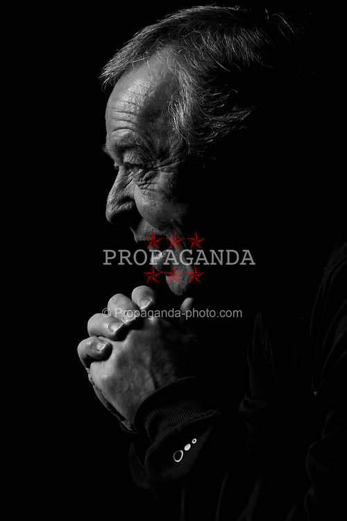 CARDIFF, WALES - Thursday, October 7, 2010: Wales' new manager Brian Flynn photographed at the Vale of Glamorgan ahead of the UEFA Euro 2012 Qualifying Group G match against Bulgaria. (Pic by David Rawcliffe/Propaganda)