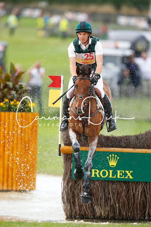 McCarthy Padraigh, (IRL), Simon Porloe<br /> European Championship Aachen 2015<br /> &copy; Hippo Foto - Stefan Lafrentz