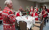 Happy Santas at Padua House 2019