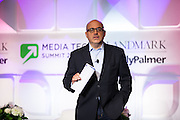 Media Technology Summit 2014 on October 23, 2014. The 7th Annual Media Technology Summit meticulously curates a gathering of global trailblazers, innovators and investors. Landmark Ventures and Shelly Palmer bring together their exclusive global networks of Fortune 500 executives, venture capitalists, entrepreneurs and luminaries; to do business at the nexus of content, hardware, software and brands. The Media Tech Summit 2014 offered a place for the brightest minds to challenge paradigms, forecast trends and innovations, and share their rebellious perspectives in order to establish individual strategies to move forward in this connected world. (Photo: Jeffrey Holmes)