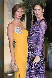 Photo Must Be Credited ©Alpha Press<br /> Millie Mackintosh and XXX<br /> arrives at the EE British Academy Film Awards after party dinner at the Grosvenor House Hotel in London.