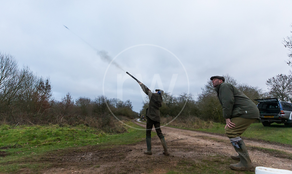Seawell Valley Shoot  28th December 2018