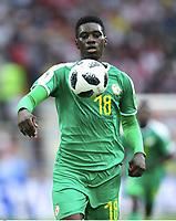 Ismaila Sarr (Senegal)<br /> Moskau, 19.06.2018, FIFA Fussball WM 2018 in Russland, Vorrunde, Polen - Senegal 1:2