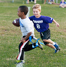 2014 Gibsonville Cowboys (Flag Football)