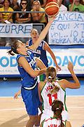 DESCRIZIONE : Ortona Italy Italia Eurobasket Women 2007 Bielorussia Italia Belarus Italy <br /> GIOCATORE : Raffaella Maaciadri <br /> SQUADRA : Nazionale Italia Donne Femminile EVENTO : Eurobasket Women 2007 Campionati Europei Donne 2007 <br /> GARA : Bielorussia Italia Belarus Italy <br /> DATA : 03/10/2007 <br /> CATEGORIA : Tiro <br /> SPORT : Pallacanestro <br /> AUTORE : Agenzia Ciamillo-Castoria/S.Silvestri Galleria : Eurobasket Women 2007 <br /> Fotonotizia : Ortona Italy Italia Eurobasket Women 2007 Bielorussia Italia Belarus Italy <br /> Predefinita :