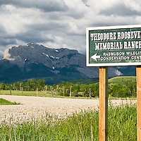 russel country, montana, usa, rocky mountain front, roosevelt ranch, boone and crocket ranch,, russell