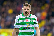 James Forrest (#49) of Celtic FC during the Ladbrokes Scottish Premiership match between Livingston FC and Celtic FC at The Tony Macaroni Arena, Livingston, Scotland on 6 October 2019.