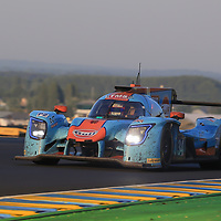 #34  Tockwith Motorsports, Ligier JSP217-Gibson, driven by: Nigel Moore, Philip Hanson, Karun Chandhock, 24 Heures Du Mans 85th Edition, 18/06/2017,