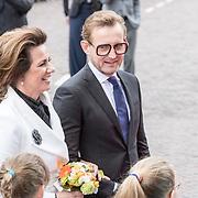 NLD/Amersfoort/20190427 - Koningsdag Amersfoort 2019, Prins Bernhard en Prinses Annette