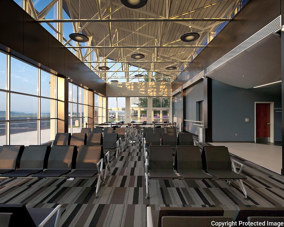 Shenandoah Valley Regional Airport<br /> Addition<br /> Architect: Price Studios, Richmond, Virginia