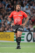 MATHIEU BASTAREAUD (Rugby Club Toulonnais) during the French Championship Top 14 Rugby Union match between Racing 92 and RC Toulon on April 8, 2018 at U Arena in Nanterre, France - Photo Stephane Allaman / ProSportsImages / DPPI