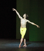 Ivan Putrov's <br /> Men in Motion <br /> at Sadler's Wells, London, Great Britain <br /> press photocall / rehearsal<br /> <br /> 26th &amp; 27th January 2012<br /> <br /> Ithaca<br /> Elena Glurdjidze<br /> Aaron Sillis<br /> Ivan Putrov  <br /> <br /> Narcisse<br /> performed by Sergei Polunin <br /> <br /> Dance of the Blessed Spirit<br /> performed by Ivan Putrov<br /> <br /> Afterlight<br /> performed by Daniel Proietto<br /> <br /> <br /> Photograph by Elliott Franks