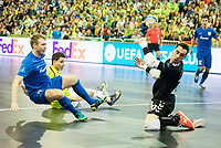 Inter FS's Jesus Herreros during UEFA Futsal Cup 2015/2016 Final match. April 22,2016. (ALTERPHOTOS/Acero)
