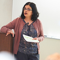 2016 UWL Fulbright awards Gita Pai Sara Docan-Morgan