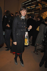 LADY ROSE INNES-KER at a party to celebrate the publication of 'Young Stalin' by Simon Sebag-Montefiore at Asprey, New Bond Street, London on 14th May 2007.<br /><br />NON EXCLUSIVE - WORLD RIGHTS