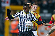 Sporting Charleroi v KV Mechelen - 17 November 2017