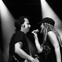 la oreja de van gogh rock band from Spain, live from Panama City, Panama.