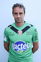 Lionel Cappone of Laval during Laval squad photo call for the 2016-2017 Ligue 2 season on September, 7 2016 in Laval, France ( Photo by Philippe Le Brech / Icon Sport )