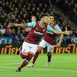 Leicester v West Ham   Capital One Cup   22 September 2015