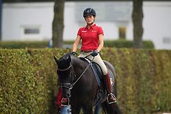 Sprehe Kristina, (GER), Desperados FRH<br /> European Championship Aachen 2015 - Dressage<br /> © Hippo Foto - Stefan Lafrentz