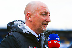 Grimsby Town manager Ian Holloway - Mandatory by-line: Ryan Crockett/JMP - 04/01/2020 - FOOTBALL - One Call Stadium - Mansfield, England - Mansfield Town v Grimsby Town - Sky Bet League Two