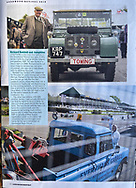 Goodwood Revival 2019 for Land Rover Monthly