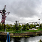 ArcelorMittal Orbit & West Ham United Football Club at Queen Elizabeth Olympic Park, London, UK 11 September 2018.