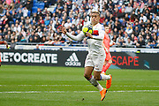 Mariano Diaz of Lyon during the French Championship Ligue 1 football match between Olympique Lyonnais and SM Caen on march 11, 2018 at Groupama stadium in Decines-Charpieu near Lyon, France - Photo Romain Biard / Isports / ProSportsImages / DPPI