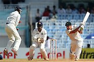 Cricket - India v Australia 1st Test Day 5 Chennai