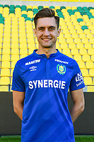 Ciprian Tatarusanu during photoshooting of Fc Nantes for new season 2017/2018 on September 18, 2017 in Nantes, France. (Photo by Philippe Le Brech/Icon Sport)