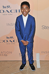 Miles Brown arrives at Step Up's 14th Annual Inspiration Awards held athe Beverly Hilton in Beverly Hills, CA on Friday, June 2, 2017. (Photo By Sthanlee B. Mirador) *** Please Use Credit from Credit Field ***