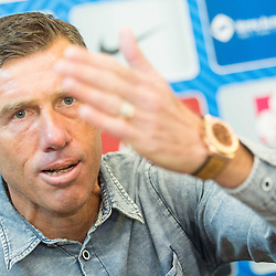 20141212: SLO, Football - Press conference of NZS and Srecko Katanec