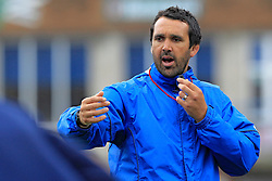 Jonathan Thomas defence coach for Bristol Rugby before the match - Mandatory by-line: Ian Smith/JMP - 20/08/2016 - RUGBY - BT Sport Cardiff Arms Park - Cardiff, Wales - Cardiff Blues v Bristol Rugby - Pre-season friendly